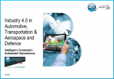 Overview of Industry 4.0 in Transportation Manufacturing
